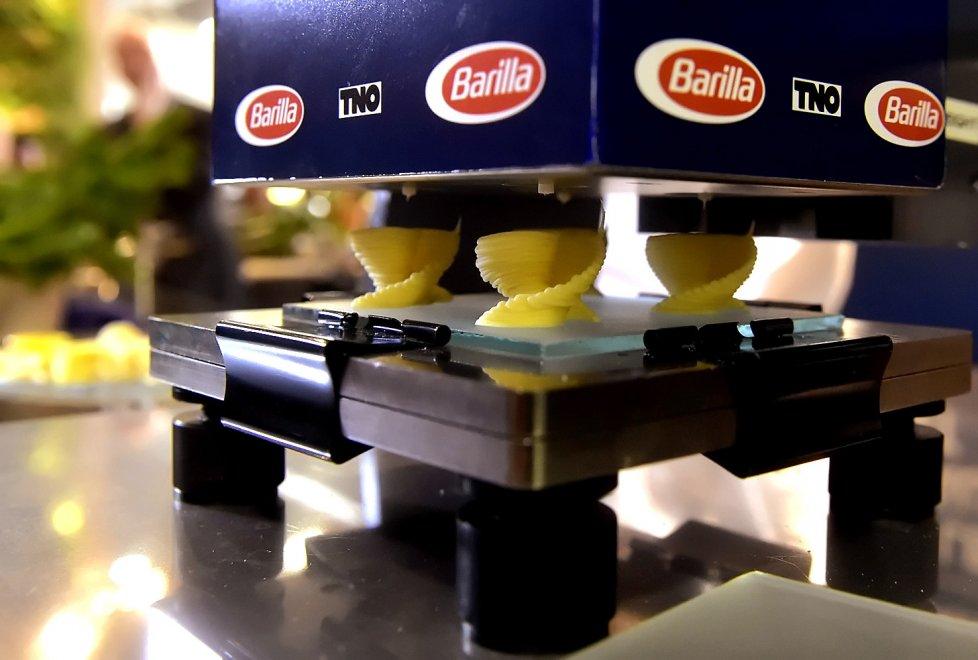3D voedselprinter