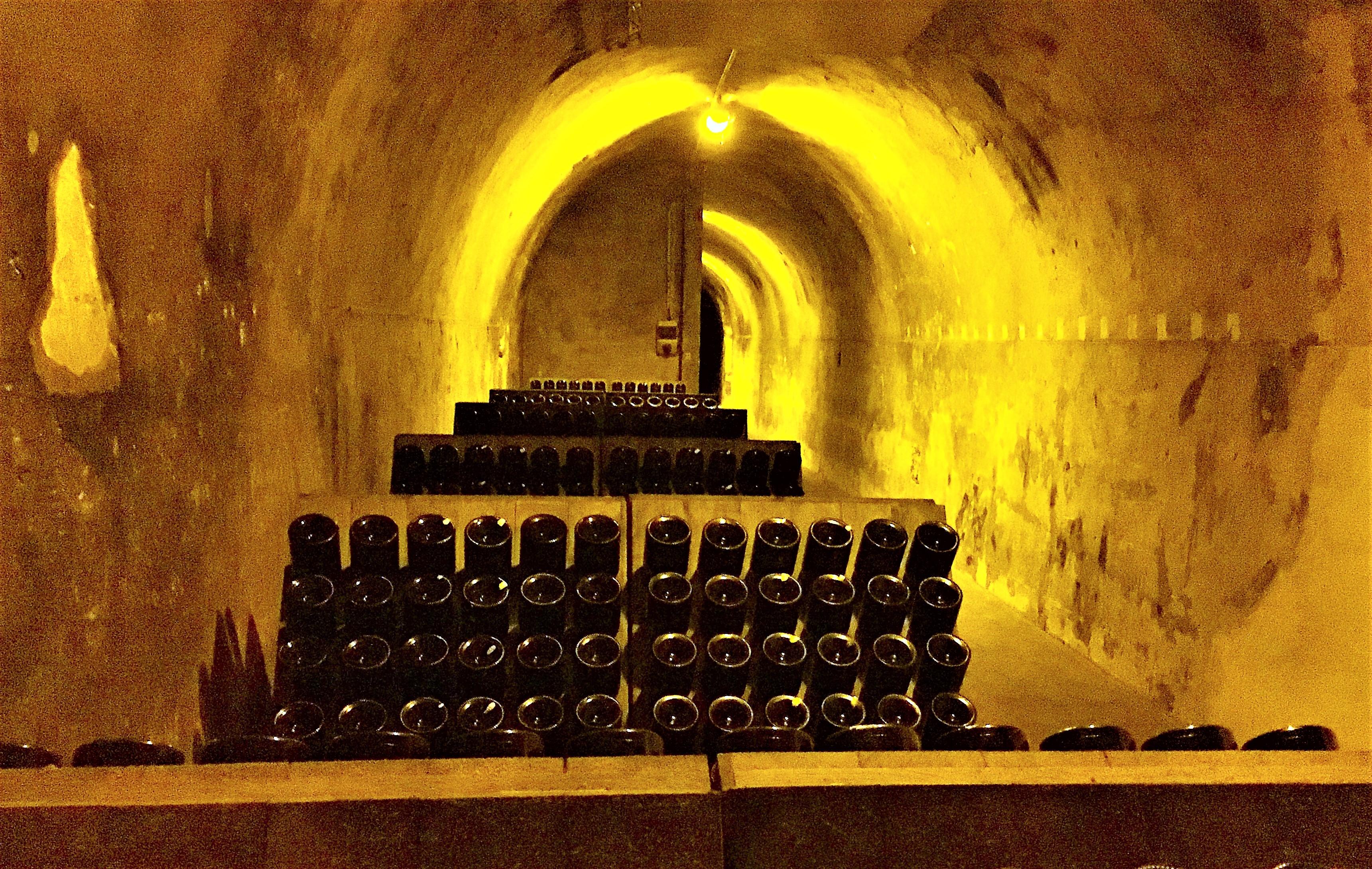 Het Champagnehuis Taittinger