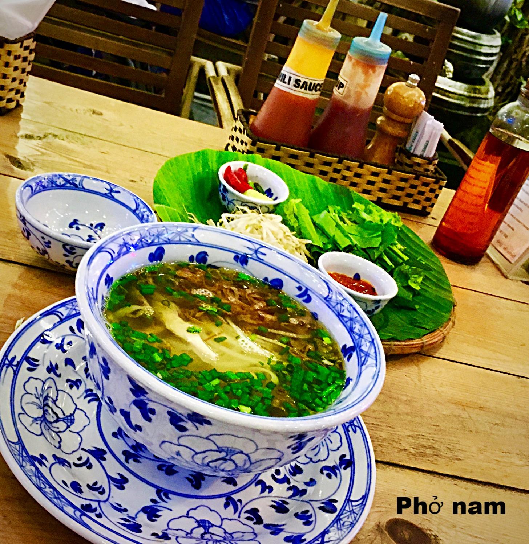 De Vietnamese keuken