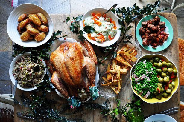 Hoeveel koop je in voor een (kerst) diner?