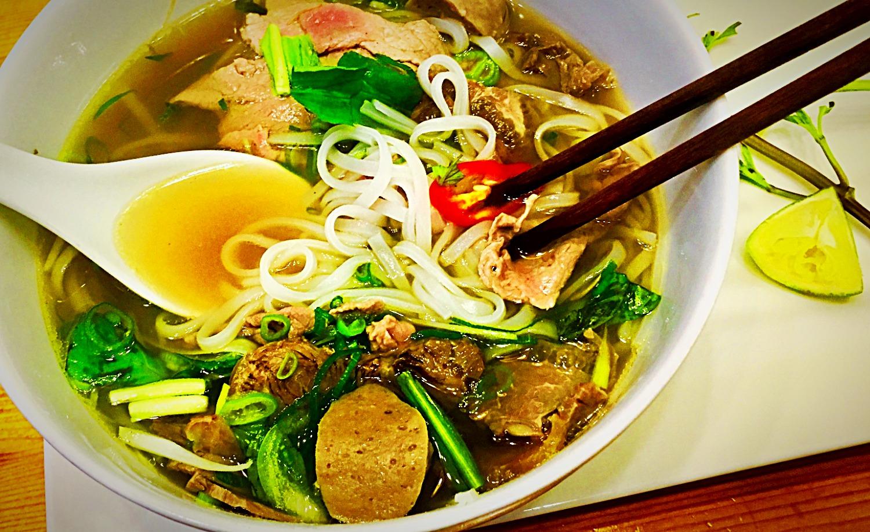 Pho (Phở) vietnam