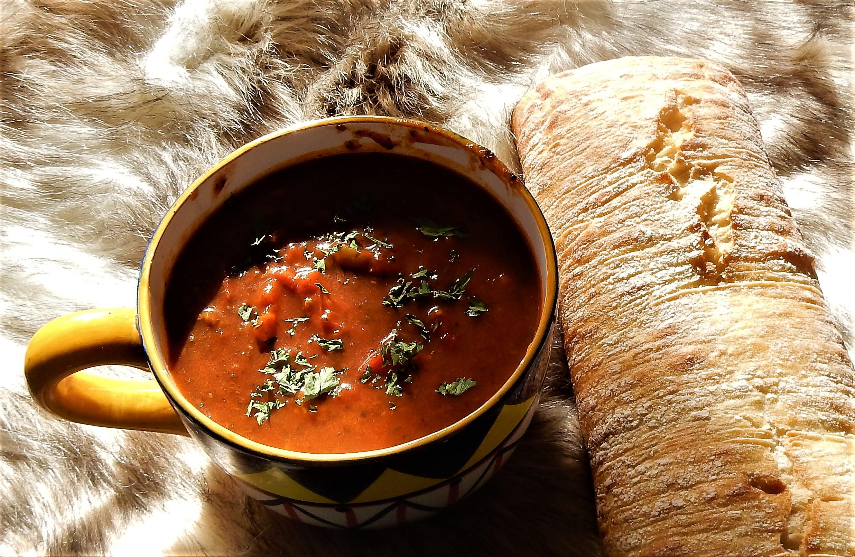 Tomatensoep: lekker, simpel en ietsje anders.