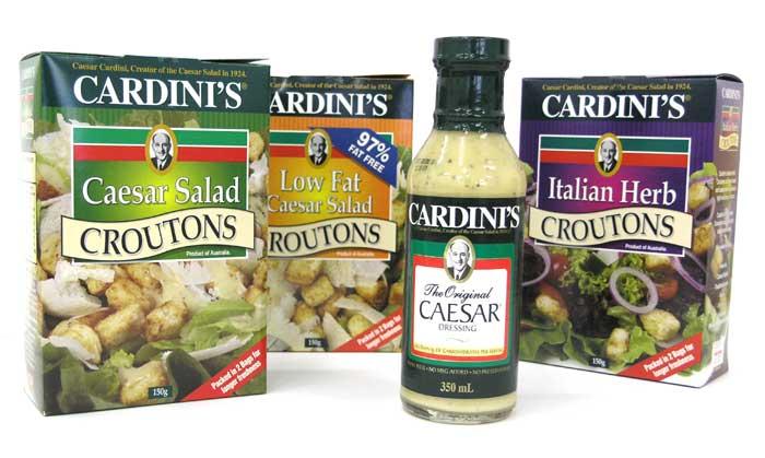 Geschiedenis van de Caesar Salad met recept