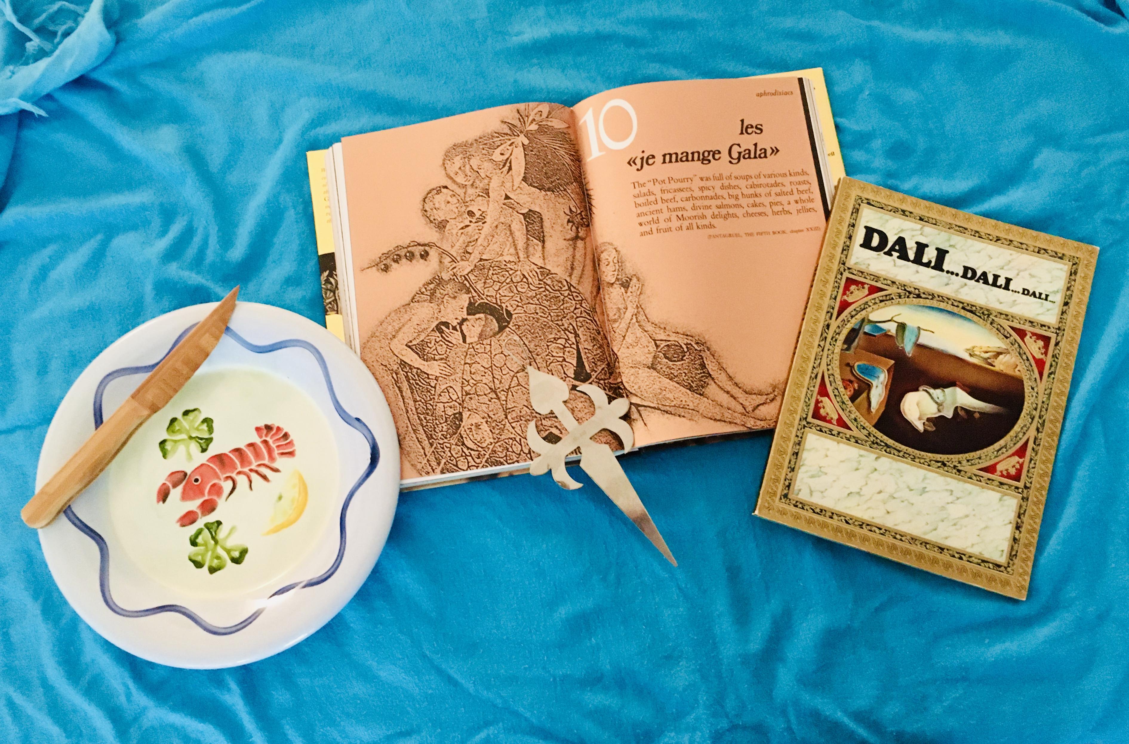Salvador Dali: Les Diners de Gala