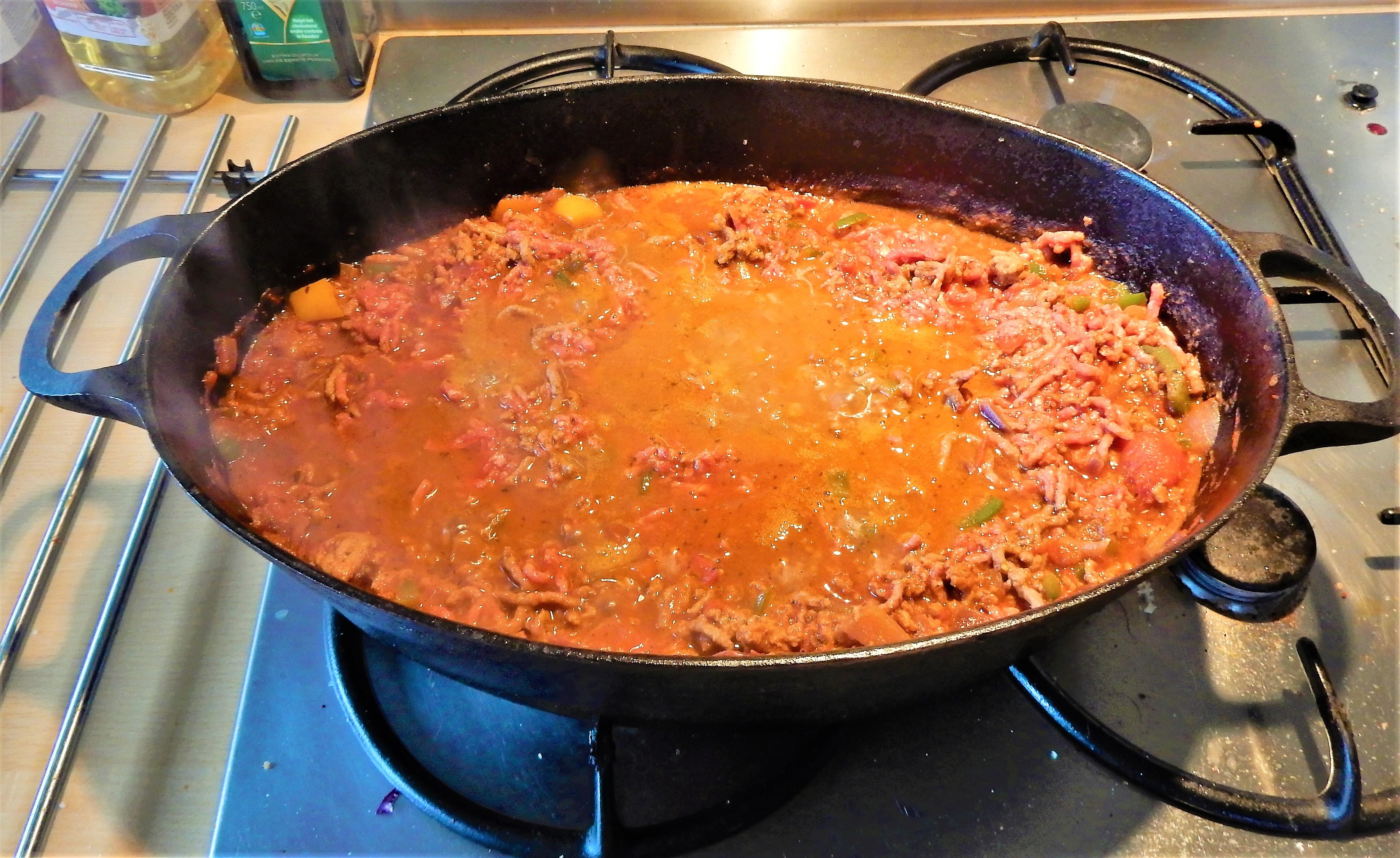 Geschiedenis en recept: Chili con Carne (CcC)