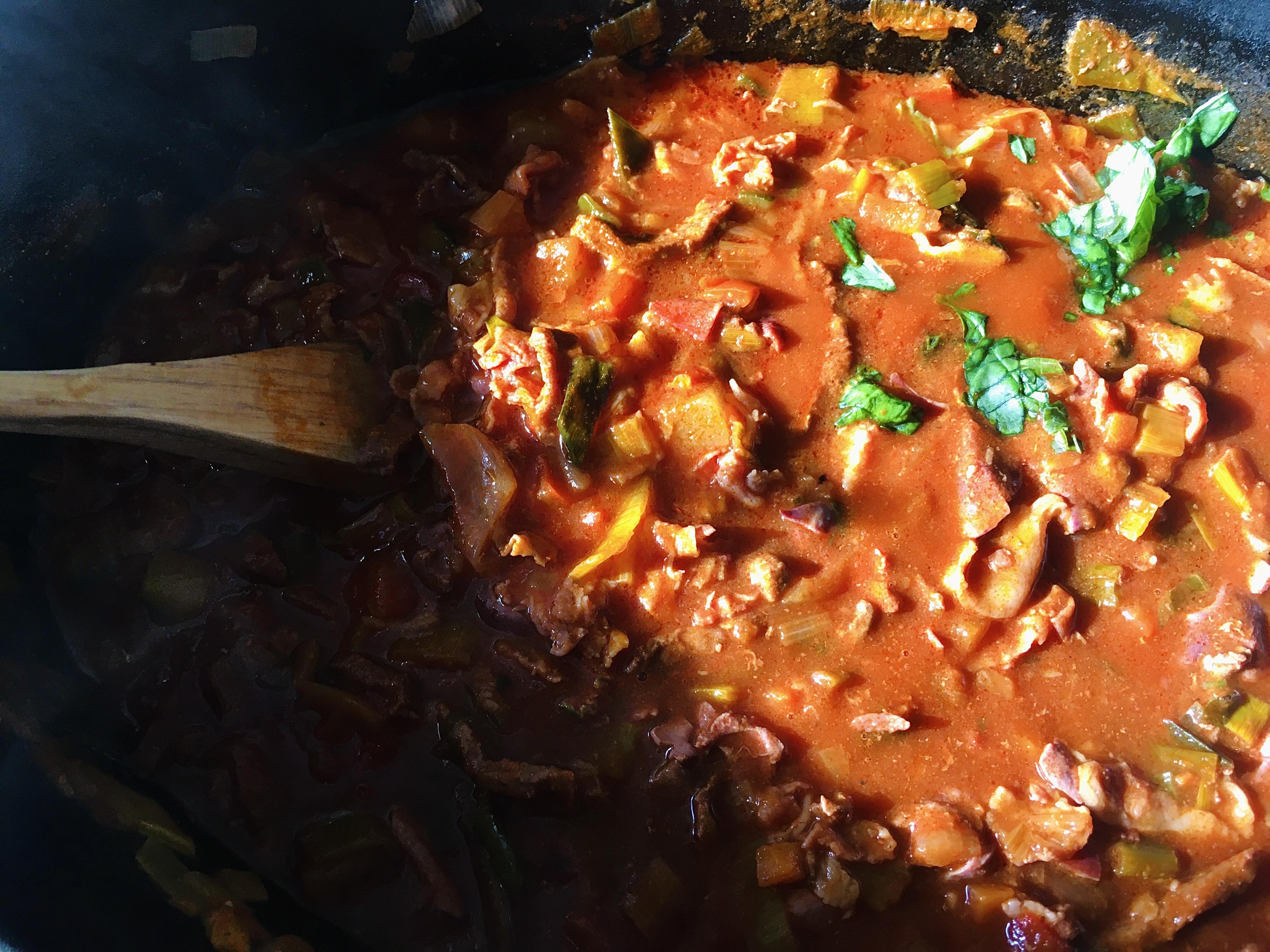 Bolognese saus (Ragù alla Bolognese)