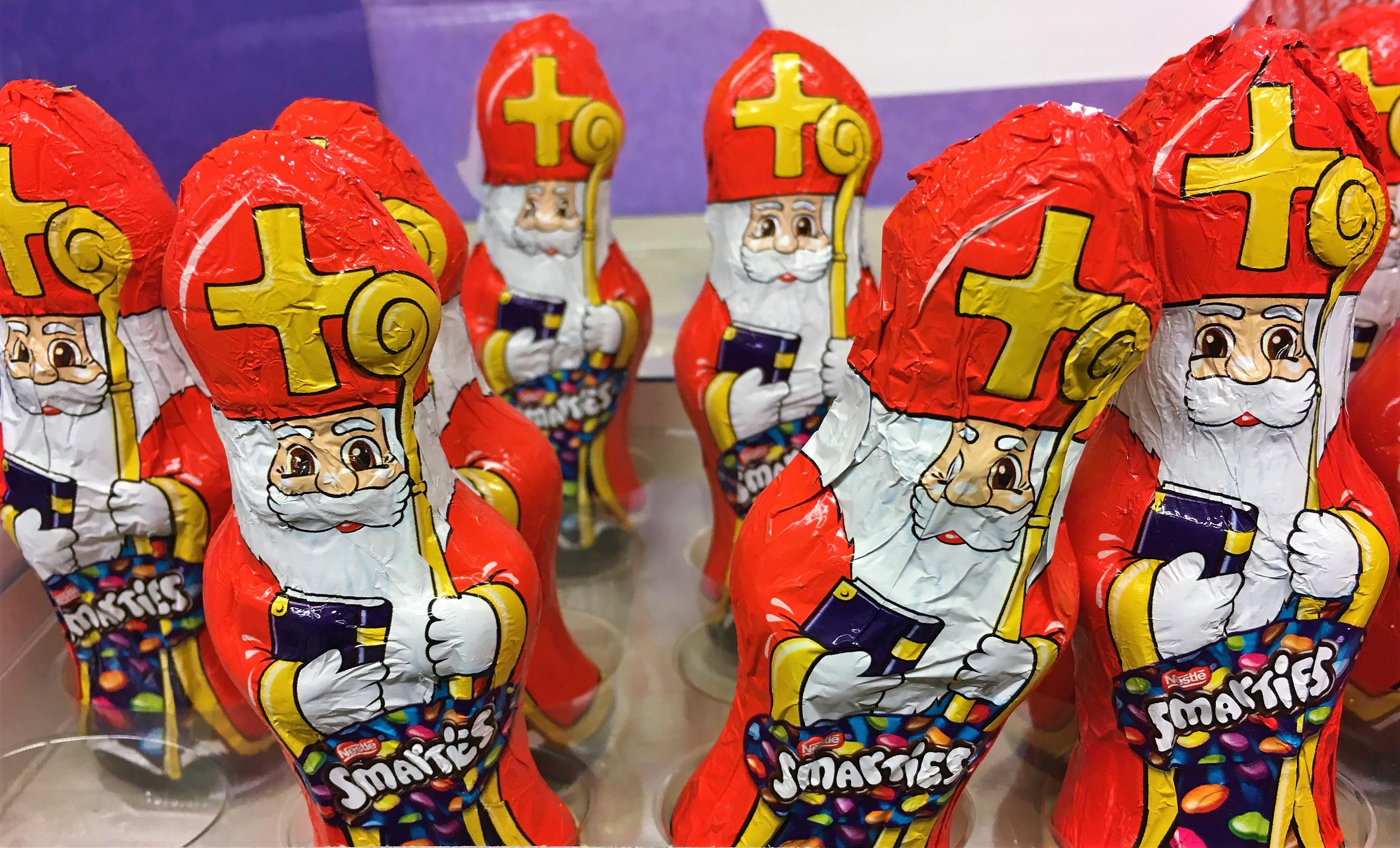 Sinterklaas: Geschiedenis van zijn snoepgoed